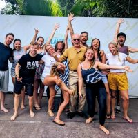 Phuket Cleanse Team Picture
