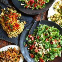 Phuket Cleanse Healthy Food Platter