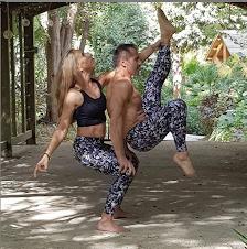 Gymnastics Meets Yoga