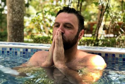 Phuket Cleanse Ice Bath therapy