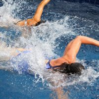 Swimming - PC