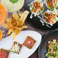 Vegan Food Platter