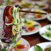 Phuket Cleanse Raw Spaghetti