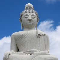 View of Big Buddha, Phuket