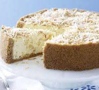 Lemon and Pineapple Cheesecake Recipe