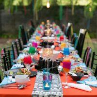 Phuket Cleanse Main Villa Table